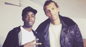 MHD & Stromae : la rencontre ! (PHOTOS)