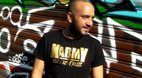 Karmy, le rappeur du 94 sort sa collection de T-shirt !