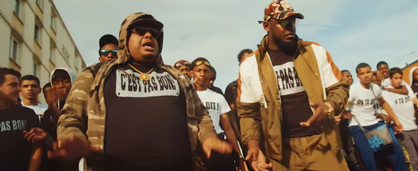 Naza feat Keblack – On t'a dit (CLIP)