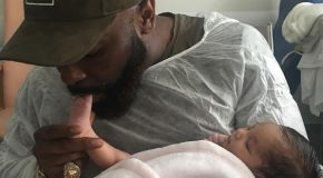 Kaaris mange le pied de son enfant ! (PHOTOS)